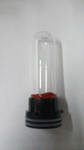 cúpula (tubo) de quartz para filtro canister hopar uvf 3028