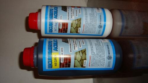 curador acrilico para baldosas rustikas