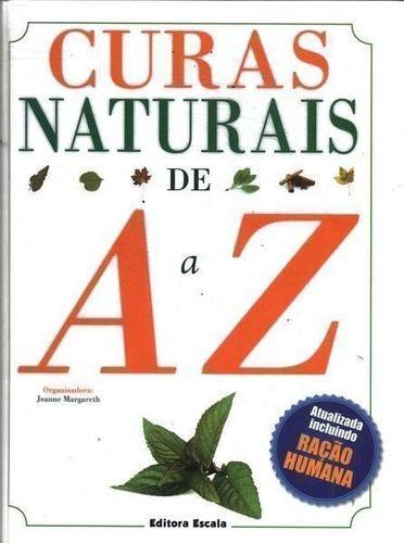 curas naturais de a a z incluindo ração humana
