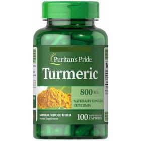Curcuma Curcumin Turmeric 800 Mg 10 - Unidad a $349