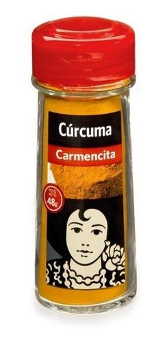 cúrcuma molida sin tacc - carmencita