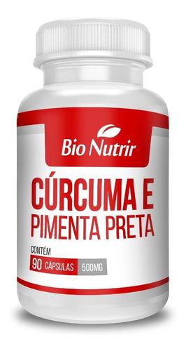 cúrcuma + pimenta preta - cápsulas - anti-inflamatório