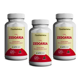 Cúrcuma Zedoaria Ulceras Refluxo Gastrite 360 Caps 300 Mg