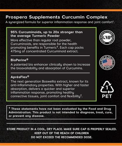 curcumina concentrada capsulas x60 más potencia 1día curcuma