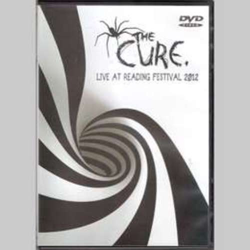 cure the live at reading festival 2012 dvd nuevo