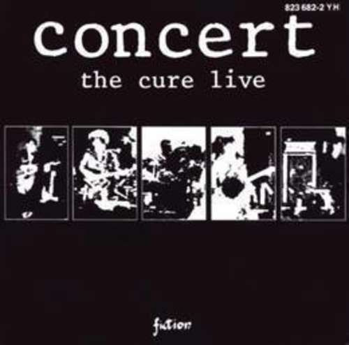 cure the the cure live cd nuevo