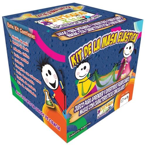 curiosos kits juego ciencia slime o espumoso o pomposo o san