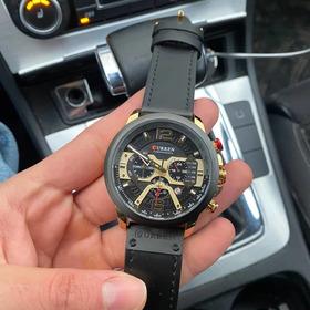 Curren 8329 Relógio De Quartzo Masculino