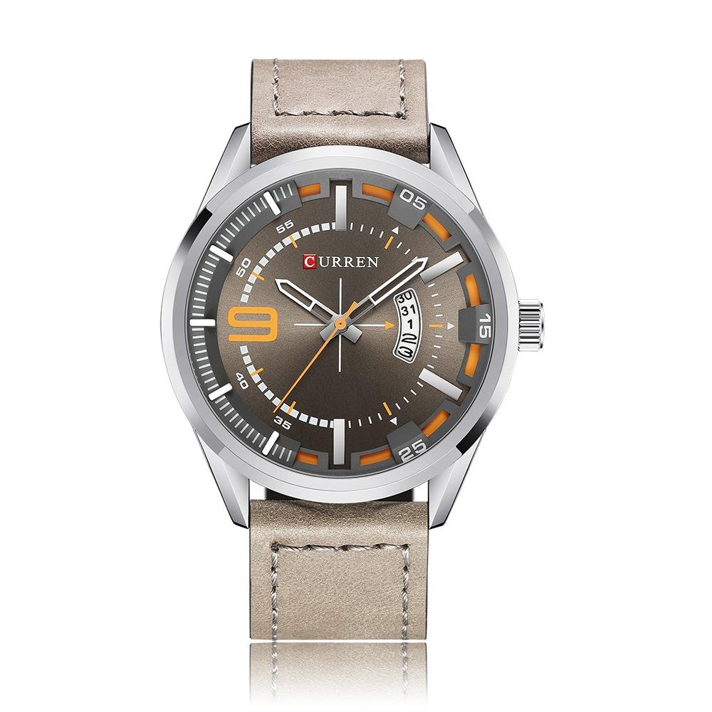 curren alto calidad reloj moda casual negocios hombres sport. Cargando zoom. eeffeccf7a0d