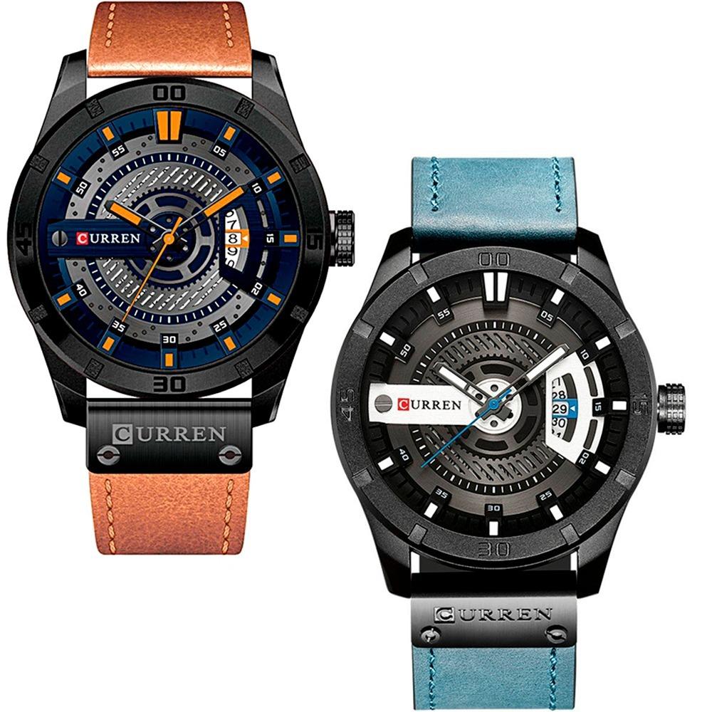curren futury reloj diseño casual y moderno para hombre. Cargando zoom. 694ff8df2edb
