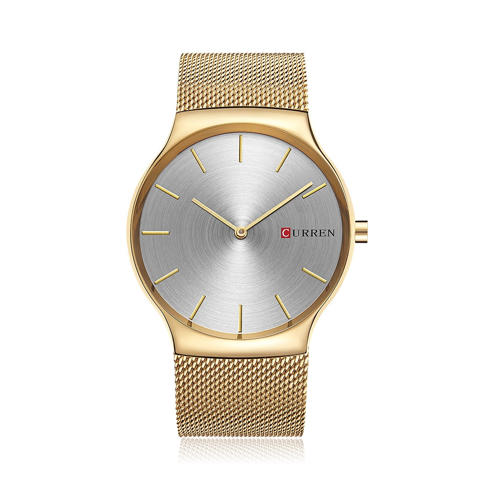 curren moda lujo stainless acero hombres relojes cuarzo. Cargando zoom. db54b95fc2f3