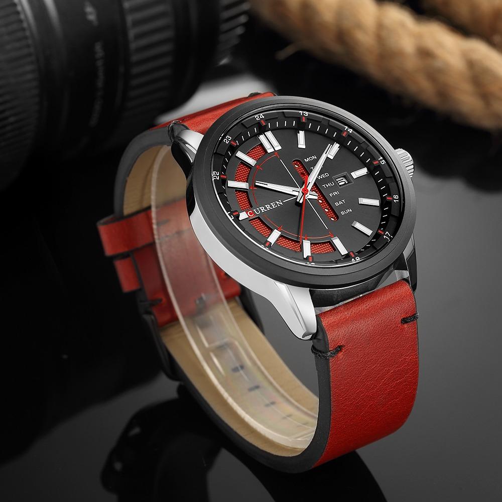 curren reloj de alta calidad moda casual hombres de negocios. Cargando zoom. cc23d7f1c151