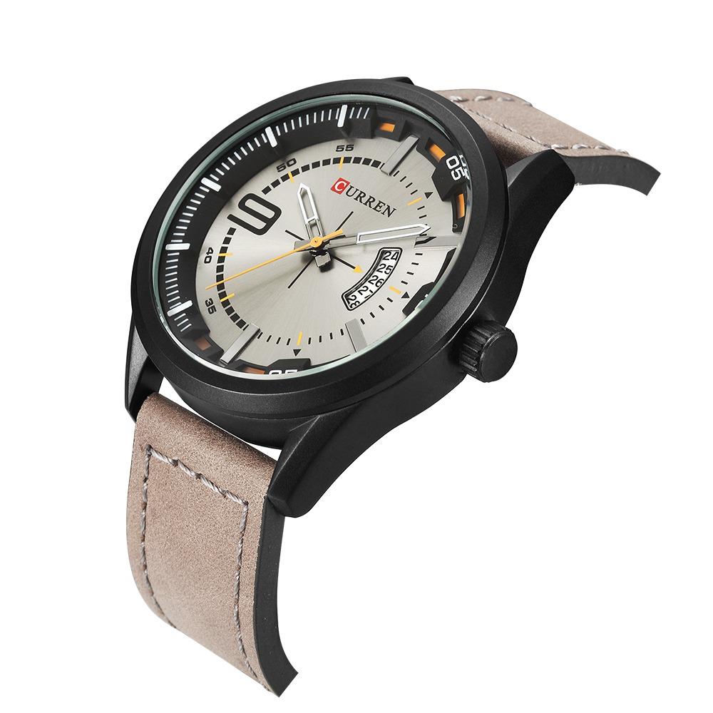 Curren Reloj De Alta Calidad De Moda Casual Hombres De -   5.275 en ... c08a37799828
