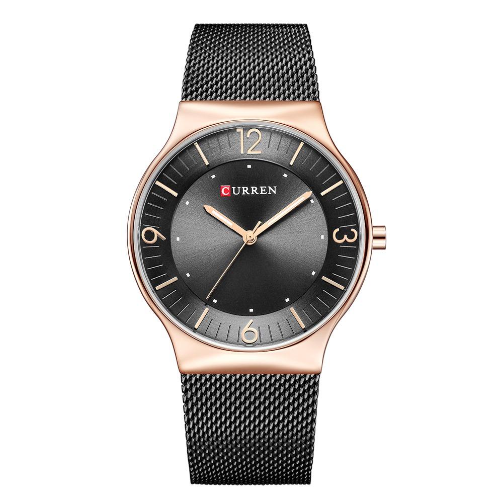 curren relojes relojes de hombres negocios estilo simple de. Cargando zoom. 9e6a382acb6a