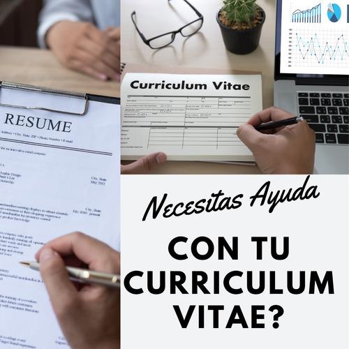 currículum de alto impacto