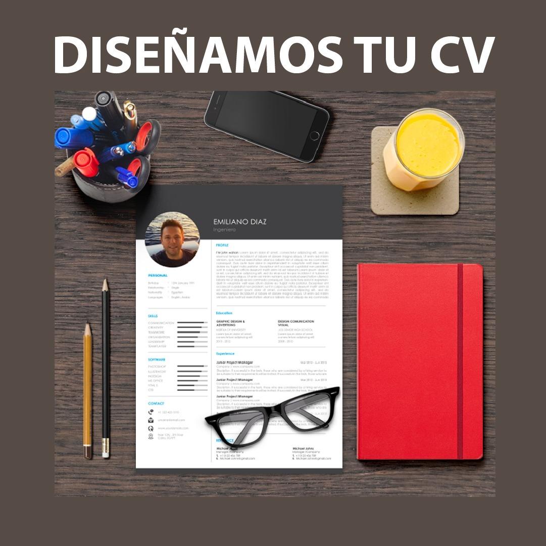 Curriculum Vitae Cv Personalizado En Word - $ 290,00 en Mercado Libre