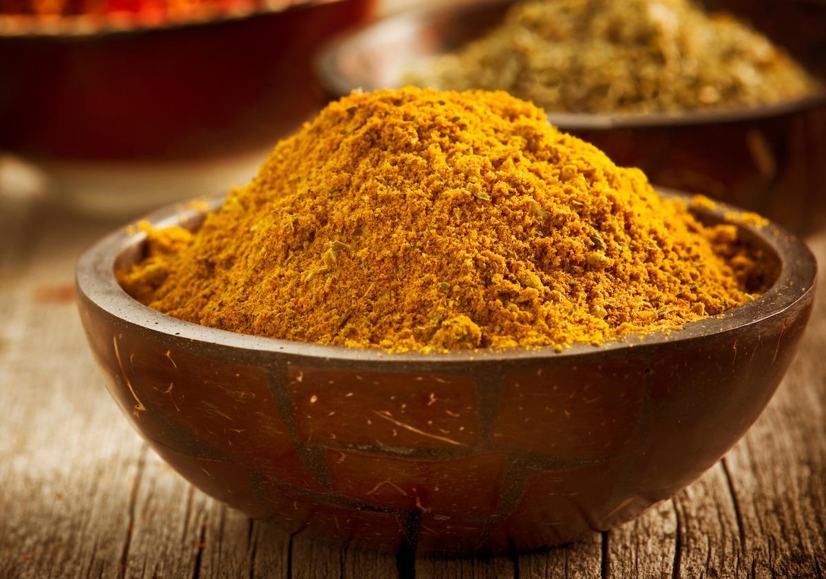 Resultado de imagen de fotos de curry molido