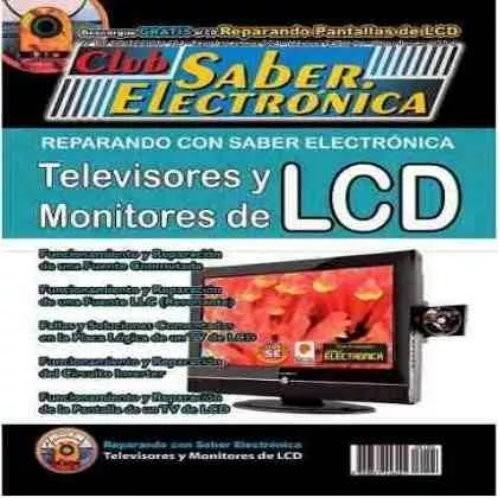 curs aprenda reparar tv lcd plasma pc + bonos