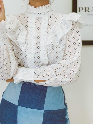curso 100% online de corte & costura de blusas!
