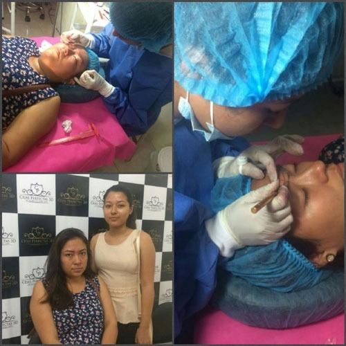 curso 4 en 1 microblading ext.de pestañas, depilación, henna