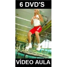 Curso Aero Jump, Aulas Em 6 Dvds Completo! J9z