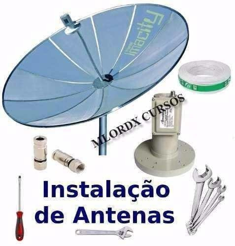 curso antenas sky oi claro instação manutenção apontamentos1