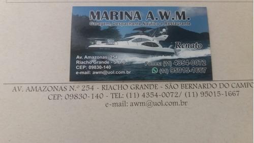 curso arrais amador e motonauta / despachante nautico