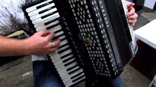 curso aulas de acordeon em 6 dvds n3z