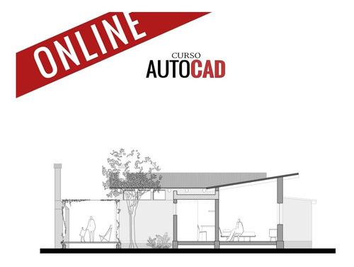 curso autocad - para arquitectos y diseñadores