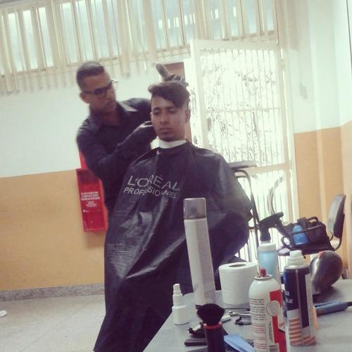 curso avanzado de barberia