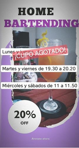 curso bartender // home bartending // barman // barwoman