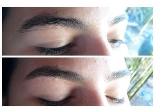 curso basico cejas epilación/depilación facial y corporal