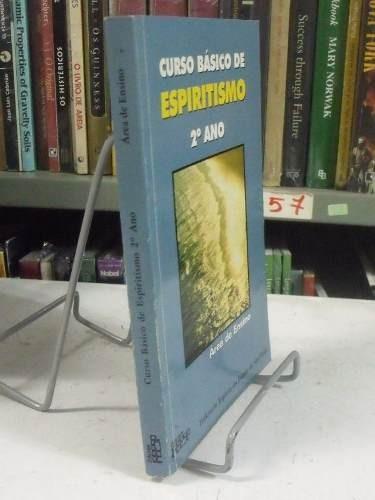 curso básico de espiritismo 2º ano - feesp