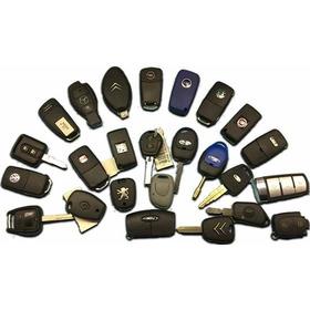 Curso Cerrajería Programacion Llaves Codificadas Automóvil
