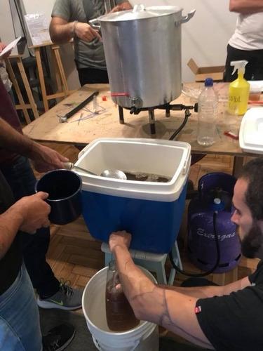 curso cerveza artesanal casera online