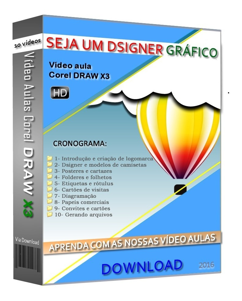 Corel Draw Videos