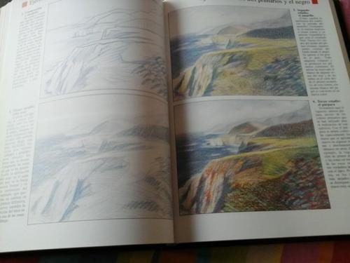curso completo de dibujo & pintura. parramon.