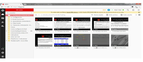 curso completo de dta (day trading academy) 16gb
