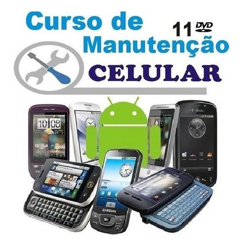 curso completo manutenção e conserto de celular