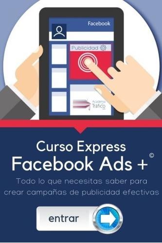 curso completo publicidad  facebook (facebook ads)