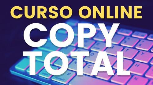 curso copy total