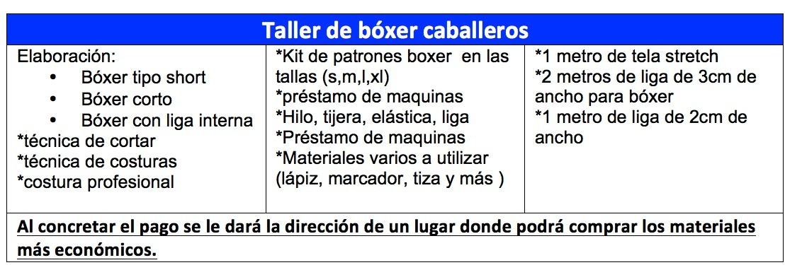 Curso Costura Pantaleta Sostenes Ropa Interior Boxe Carteras - Bs. 5 ...