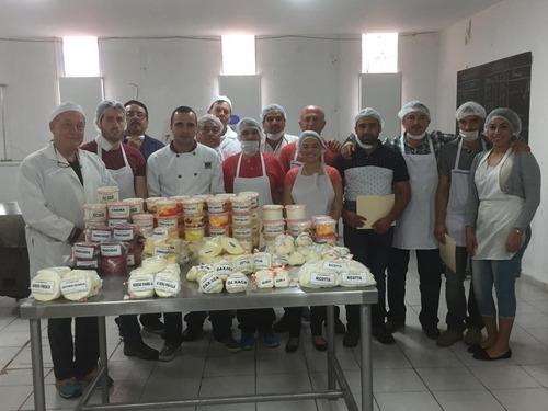 curso de 12 quesos para emprendedores