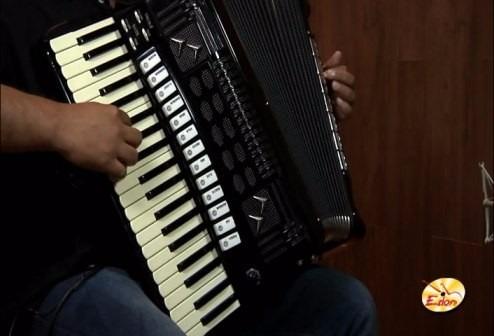 curso de acordeon sanfona iniciante em dvd - volume 4 - edon