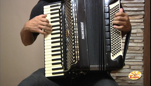 curso de acordeon sanfona intermediario em dvd - v3 - edon