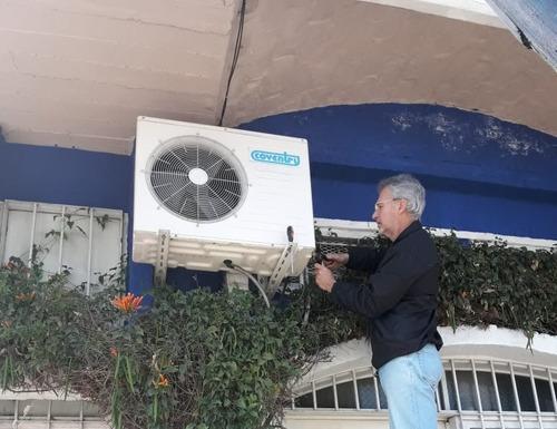 curso de aire acondicionado y heladeras