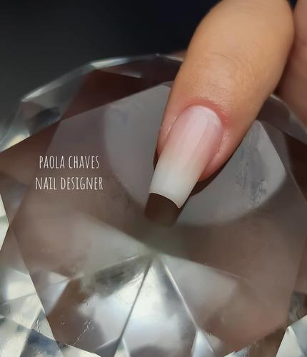 curso de alongamento de unhas.