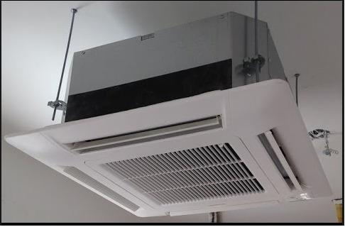 curso de ar condicionado split piso teto, kassete, inverter