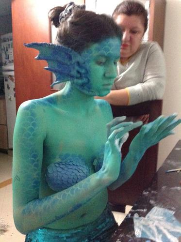curso de artes cosplay escultura dibujo aerografia varios