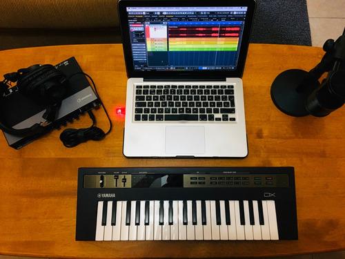 curso de audio básico para músicos